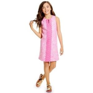 Lilly Pulitzer Target See Ya Later Pink Dress XL